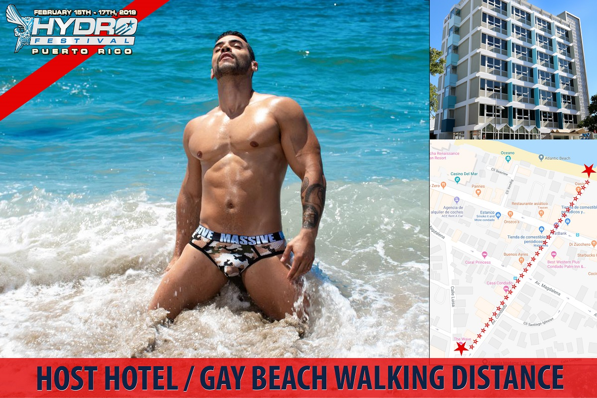 03. Gay Beach Walking Distance