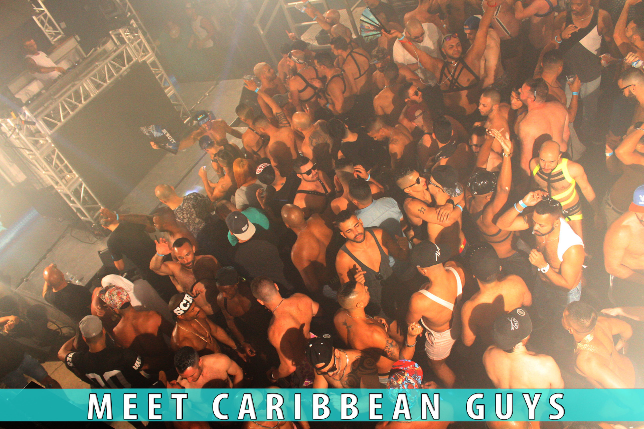 02. Meet Caribbean Guys